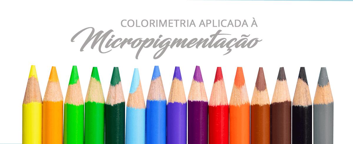 Well-known Colorimetria Aplicada à Micropigmentação - ABM® SB76