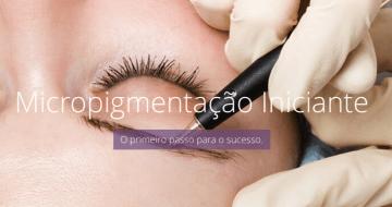micropigmentação iniciante