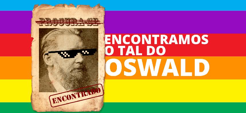 """PARA TUDO! Encontramos o """"tal"""" da Estrela de Oswald"""